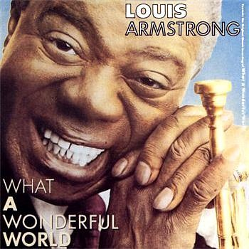 (Vocal Jazz) Louis Armstrong - What a Wonderful World + bonus tracks - 1996, FLAC (tracks+.cue), lossless
